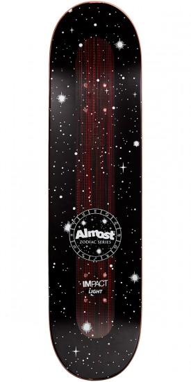 Almost Zodiac 2.0 Impact Light Skateboard Deck - Youness Amrani - 8.0
