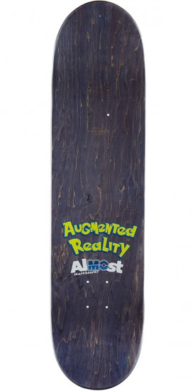 Almost Augmented Reality Skateboard Deck - 8.00""