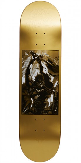 Darkstar Throwback Impact Light Skateboard Deck - Chet Thomas - 8.125