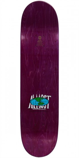 Almost Droopy Stretch R7 Skateboard Deck - Youness Amrani - 8.0
