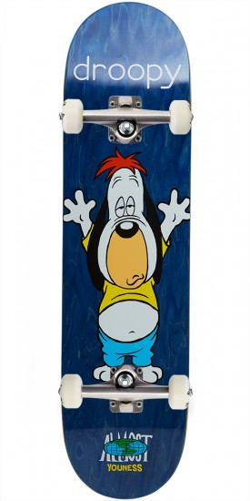 Almost Droopy Stretch R7 Skateboard Complete - Youness Amrani - 8.0