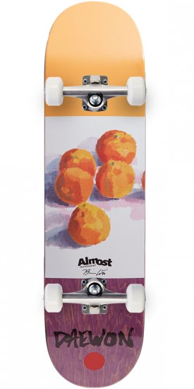 Almost Lotti Impact Light Skateboard Complete - Daewon Song - 8.25