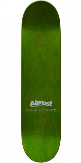 Almost Grower Not Shower R7 Skateboard Deck - Daewon Song - 8.0