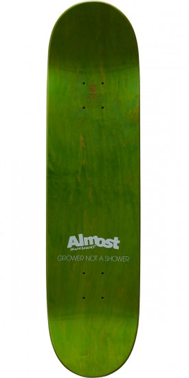 Almost Grower Not Shower R7 Skateboard Deck - Youness Amrani - 8.125