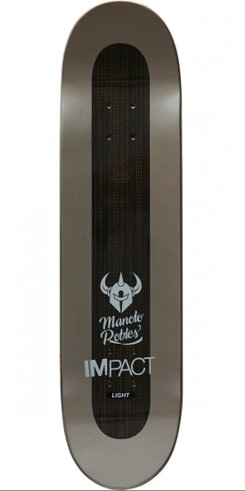 Darkstar Throwback 2 Impact Light Skateboard Complete - Manolo Robles - 8.125