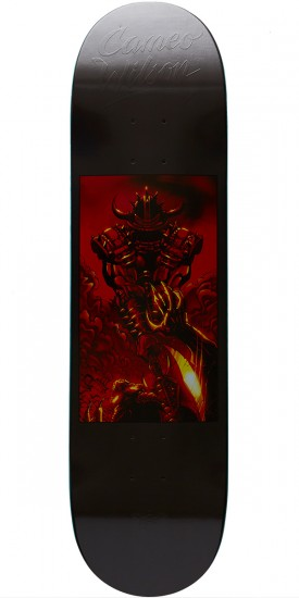 Darkstar Throwback 2 Impact Light Skateboard Deck - Cameo Wilson - 8.25