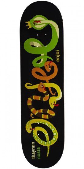 Enjoi intertwined impact light skateboard deck thaynan costa 825 aloadofball Gallery