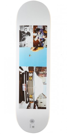 Habitat Al Davis Shoot Film Medium Skateboard Deck - 8.25""