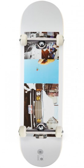 Habitat Al Davis Shoot Film Medium Skateboard Complete - 8.25""