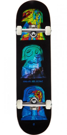 Habitat Animal Collective Medium Skateboard Complete - 8.25""