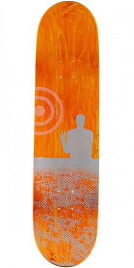 Habitat Davis World Piece Skateboard Complete - 8.125""