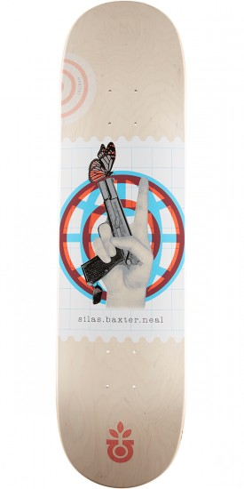 Habitat Silas World Piece Skateboard Deck - 8.00""
