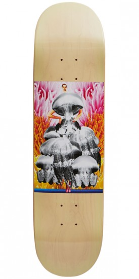 Habitat Imaginary Beings Mark Suciu Skateboard Deck - 8.00""