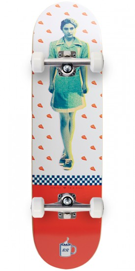 Habitat X Twin Peaks Shelly Skateboard Complete - 8.25""