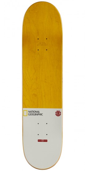 """Element x National Geographic Fire Skateboard Complete - 7.75"""""""