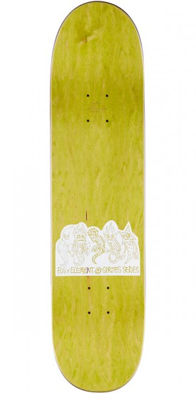 Element Appleyard Sprites Skateboard Complete - 8.00""