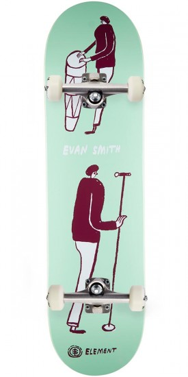 Element Evan Ways Skateboard Complete - 8.25""