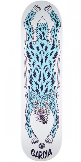 Element Garcia Guardians Skateboard Deck - 8.00""