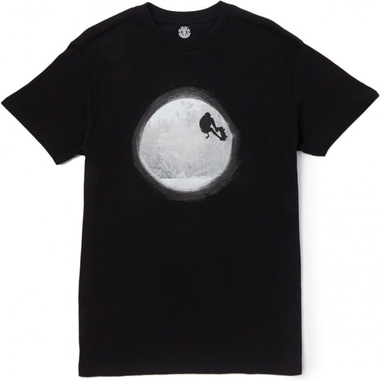 Element Perspective T-Shirt - Black