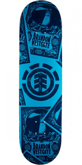 Element Westgate Amplify Skateboard Deck - 8.00""