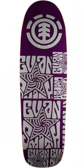 Element Evan Amplify Skateboard Deck - 8.80""