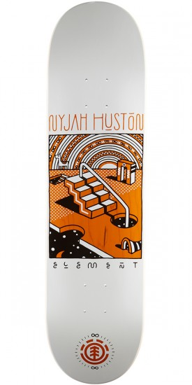 Element Nyjah Modular Skateboard Deck - 8.00""
