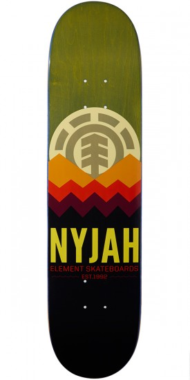 Element Nyjah Ranger Skateboard Deck - 7.75""