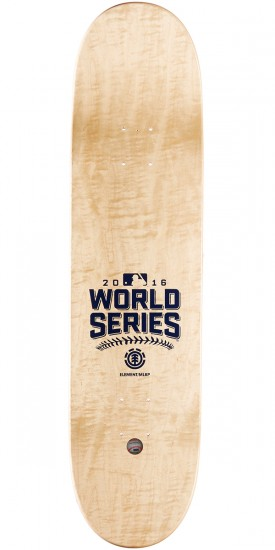 Element Cubs World Champions Skateboard Complete - 8.00""
