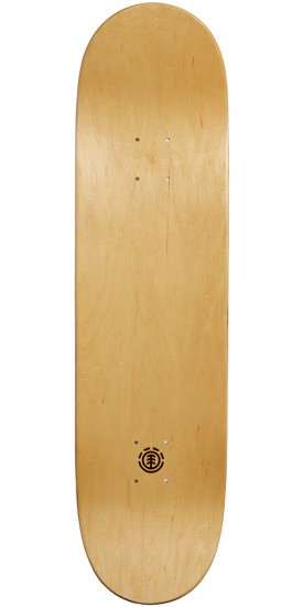 Element Seal Gold Skateboard Complete - 8.25""