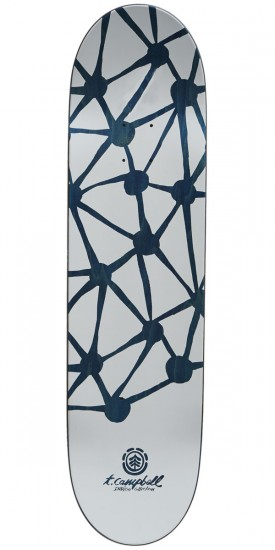 Element TCAM Waves Skateboard Deck - 8.25""