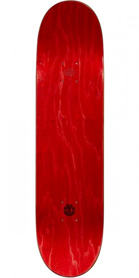 Element 25yr Silver Section8 Skateboard Complete - 8.00""