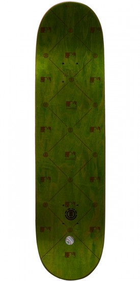 Element X MLB San Diego City Skateboard Deck - 8.00""