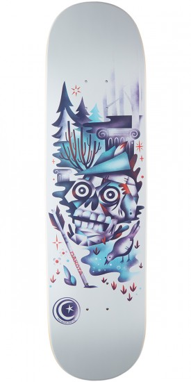 Foundation Servold Wood Wraith Skateboard Deck - 8.125