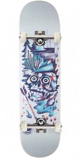 Foundation Servold Wood Wraith Skateboard Complete - 8.125
