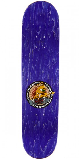 Toy Machine Carpenter Sect Fight Skateboard Complete - 8.125""
