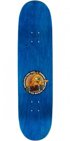 Toy Machine Templeton Art Board Skateboard Deck - 8.50""