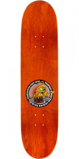 Toy Machine Bennett Graffiti Sect Skateboard Complete - 8.00""