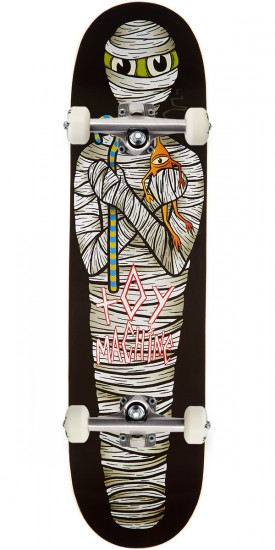 """Toy Machine Sect Mummy Skateboard Complete - 8.00"""""""