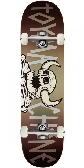 Toy Machine Skull Monster Skateboard Complete - 8.25""