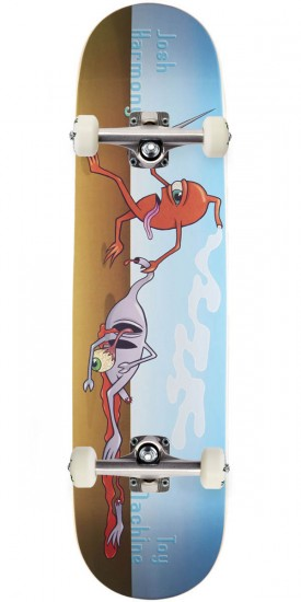 """Toy Machine Harmony Sect Death Skateboard Complete - 8.125"""""""