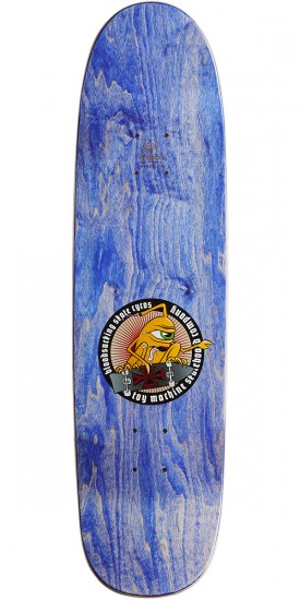 Toy Machine Templeton Insecurity Skateboard Complete - 8.50""