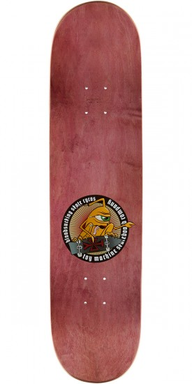 Toy Machine Leabres Last Supper Skateboard Deck - 8.125""