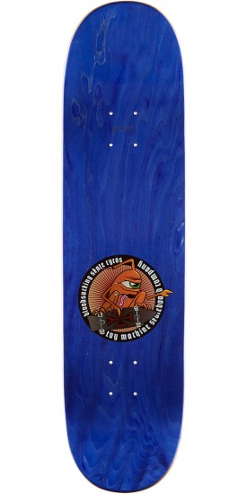 Toy Machine Lutheran Last Supper Skateboard Complete - 8.25""