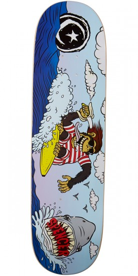Foundation Spencer Primates Skateboard Deck - 8.50""