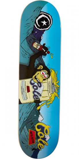 Foundation Wilson Primates Skateboard Deck - 8.375""