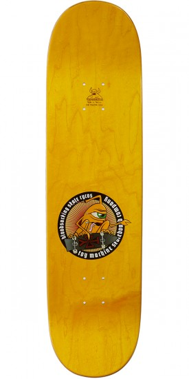 Toy Machine Carpenter Tracts Skateboard Deck - 8.25""