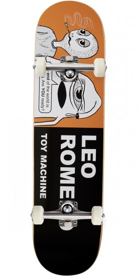 """Toy Machine Romero Tracts Skateboard Complete - 8.125"""""""