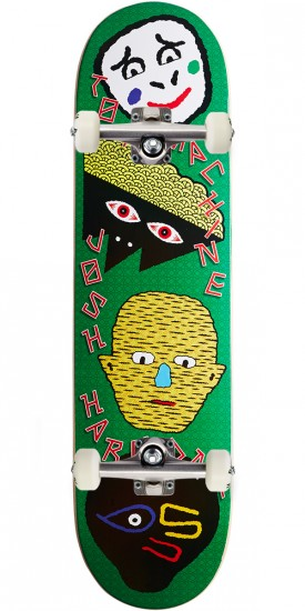 Toy Machine Harmony Spirits Skateboard Complete - 8.25""