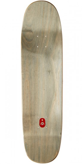 """Grizzly Bud News Cruiser Skateboard Complete - 8.375"""""""