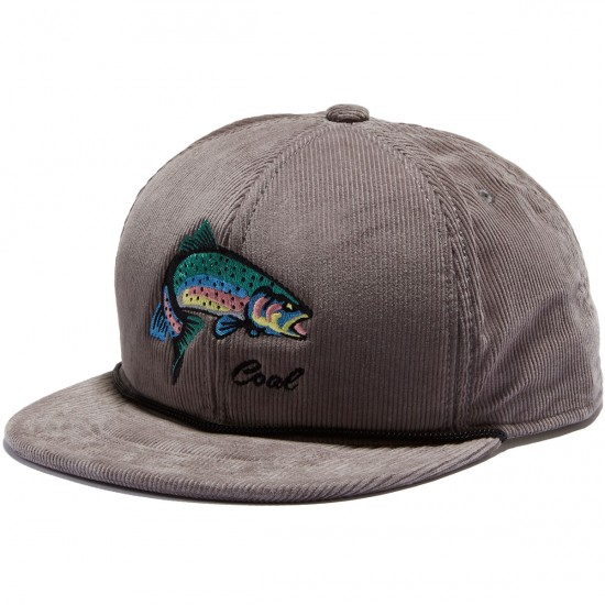 Coal The Wilderness Fish Hat - Grey